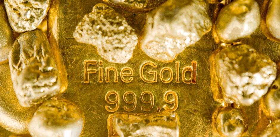 Il prezzo dell'oro